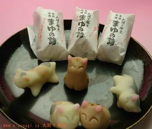 猫和菓子まゆ